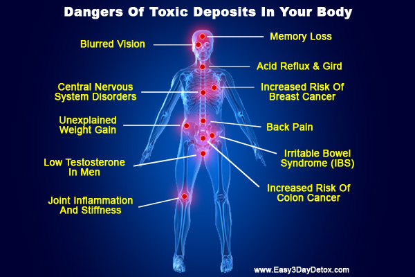 Dangers of Toxins