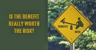 Benefits vs Risks