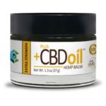 Plus CBD oil extra strength Balm