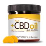CBDPlus Gummy Bear