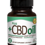 CBDPlus Softgel Capsules